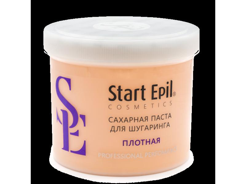 """Паста для шугаринга Start Epil """"Плотная"""" 750 г  Применение"""