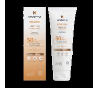 REPASKIN LIGHT FLUID Body sunscreen SPF 50 – Флюид нежный солнцезащитный  для тела СЗФ 50, 200 мл