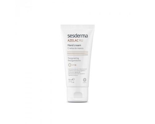 Sesderma AZELAC RU Hand cream SPF30 Крем для рук депигментирующий, 50 мл