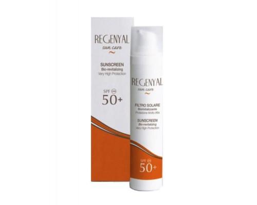 Regenyal Filtro Solare sun care SPF 50+ Солнцезащитный крем-фильтр для лица, 50 мл
