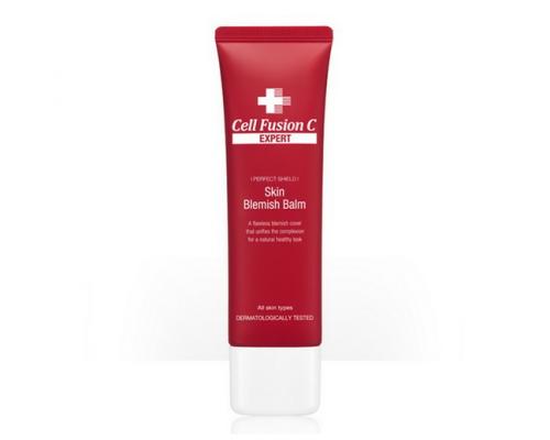 Бальзам для экстра чувствительной кожи лица Cell Fusion C Expert Skin Blemish Balm 50 МЛ