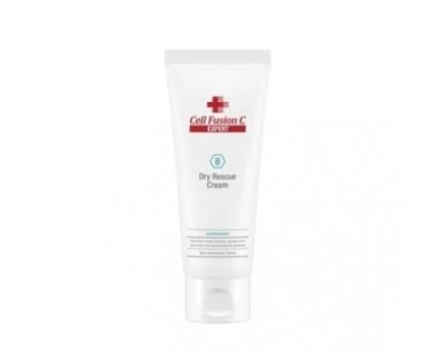 Влагосберегающий крем для сухой кожи Cell Fusion C Expert Dry Rescue Cream 100 МЛ