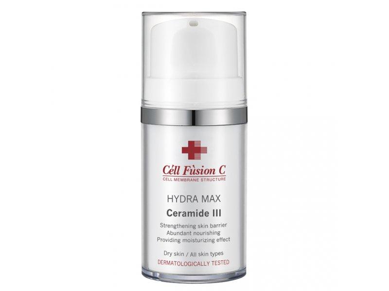 Эмульсионный восстанавливающий крем для лица с церамидами Cell Fusion C Ceramide III 50 МЛ  Применение