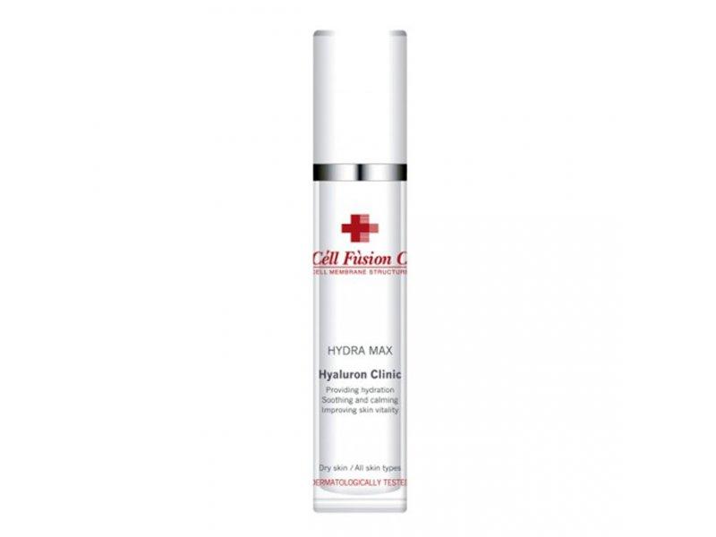 Сыворотка глубокого увлажнения для очень сухой и раздраженной кожи Cell Fusion C Hyaluron Clinic 50 МЛ  Применение