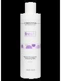 Ароматерапевтическое очищающее молочко для сухой кожи 300 мл Fresh Aroma Therapeutic Cleansing Milk for dry skin  Применение