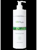 Освежающий тоник для лица, шеи и декольте (шаг 2) 500 мл Bio Phyto Refreshing Toner  Применение