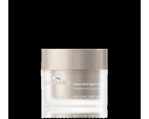 Biomaris Восстанавливающий концентрат для ухода за кожей вокруг глаз Super Rich Eye Cream