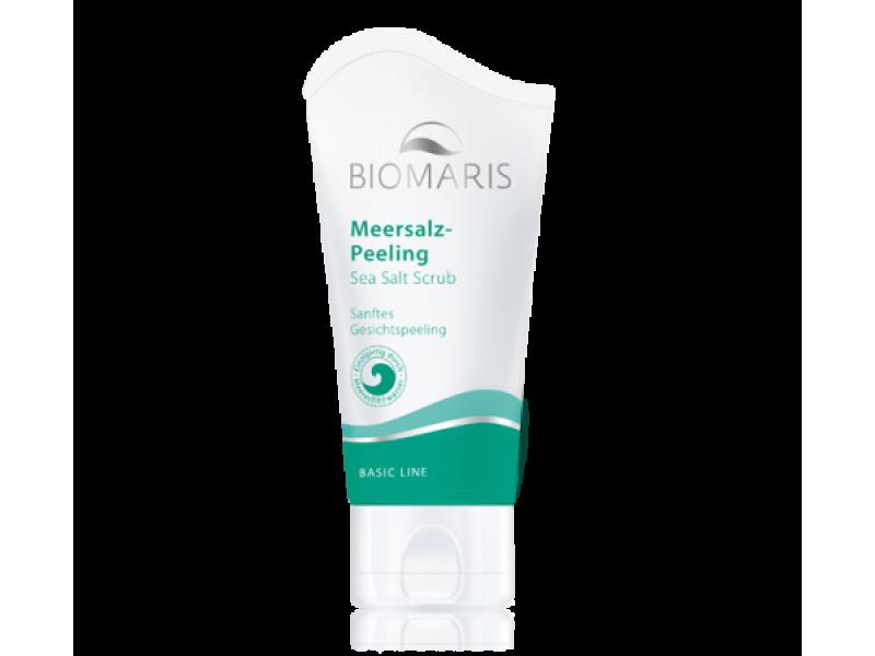 Biomaris Пилинг с морской солью Meersalz-Peeling