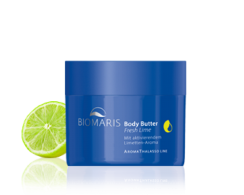 Biomaris Крем-масло для тела Body Butter Fresh Lime