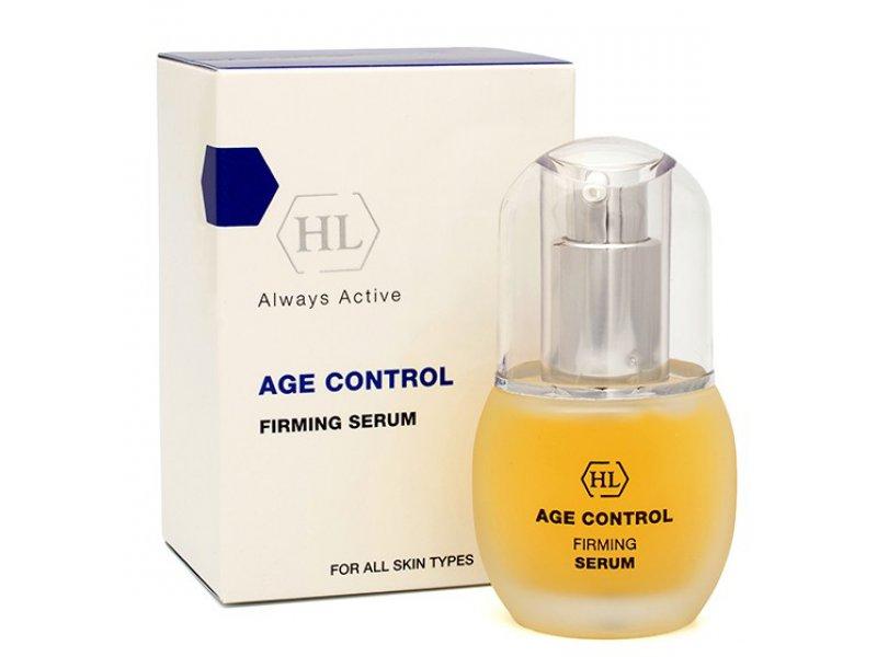 Укрепляющая сыворотка AGE CONTROL Firming Serum 30 мл  Применение