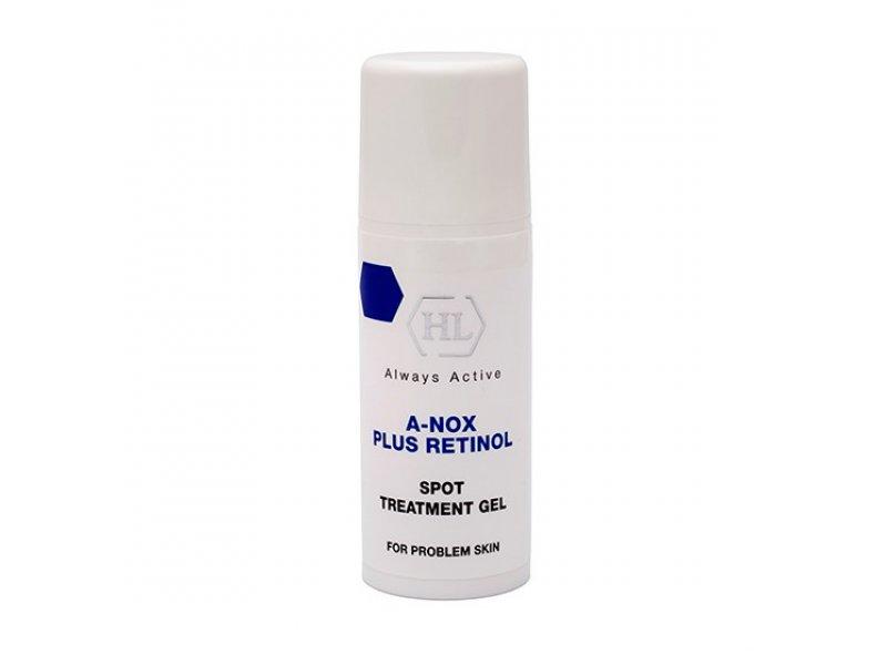 A-NOX plus RETINOL Spot Treatment Gel - Точечный гель, 20 мл  Применение