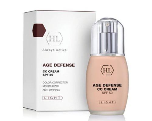 AGE DEFENCE CC Cream Light - Корректирующий крем, 50 мл