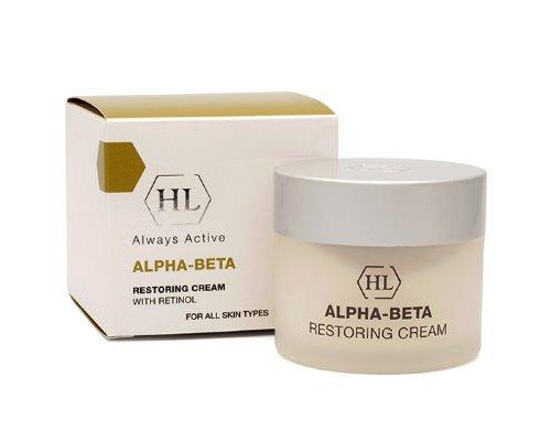 ALPHA-BETA Restoring Cream - Восстанавливающий крем, 50 мл
