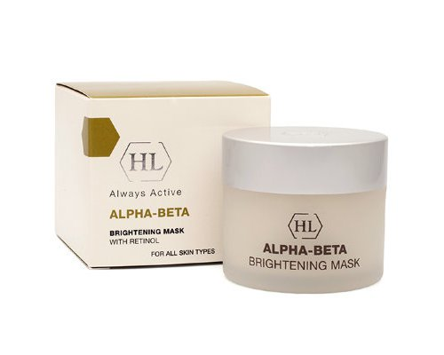 ALPHA-BETA Brightening Mask - Осветляющая маска, 50 мл