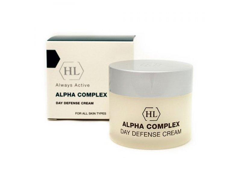ALPHA COMPLEX Day Defense Cream SPF 15 - Дневной защитный крем, 50 мл  Применение