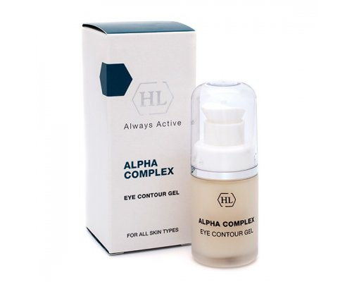 ALPHA COMPLEX Eye Contour Gel - Гель для глаз, 15 мл