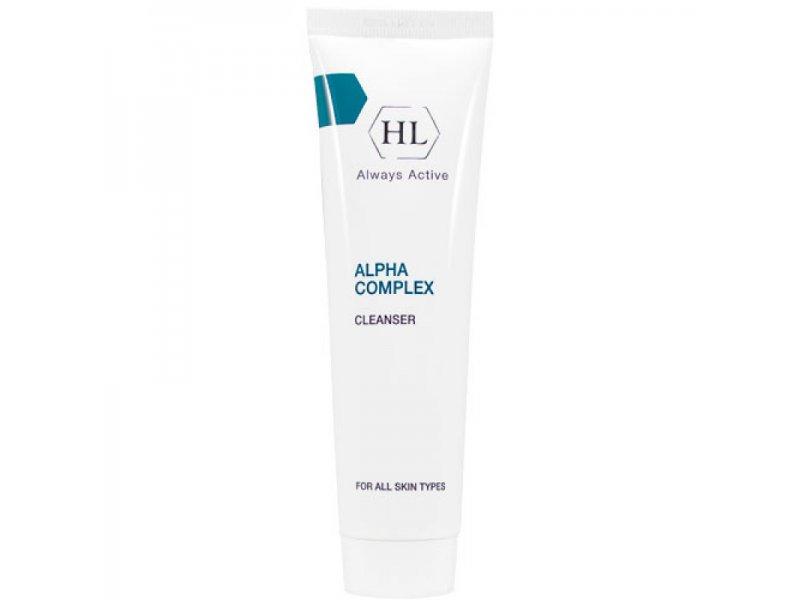 ALPHA COMPLEX Cleanser - Очиститель, 100 мл  Применение