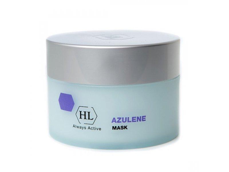 Питательная маска AZULENE Mask 250 мл  Применение