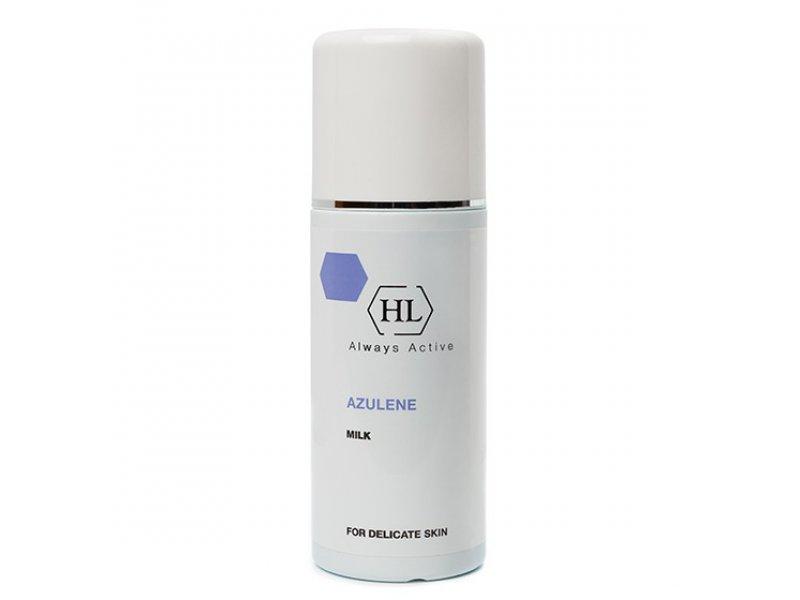 Смягчающее молочко для лица AZULENE Milk 250 мл  Применение