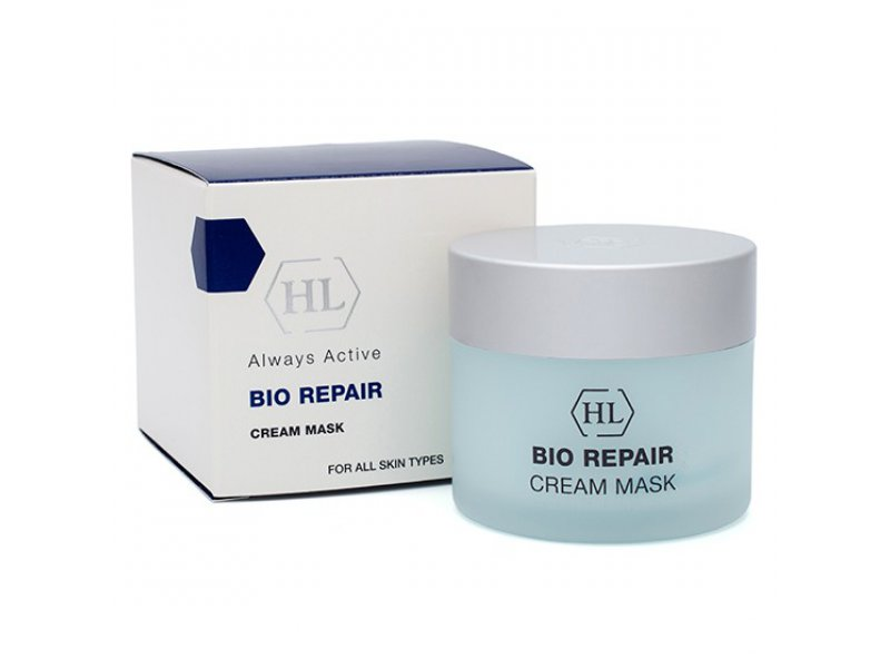 Питательная маска BIO REPAIR Cream Mask 50 мл  Применение
