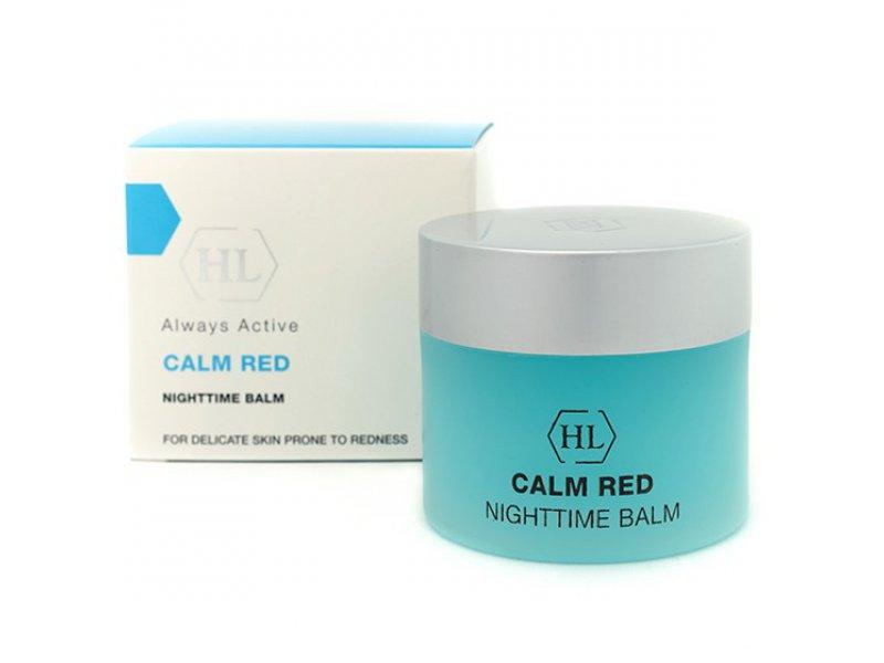 Укрепляющий бальзам CALM RED Nighttime Balm 50 мл  Применение