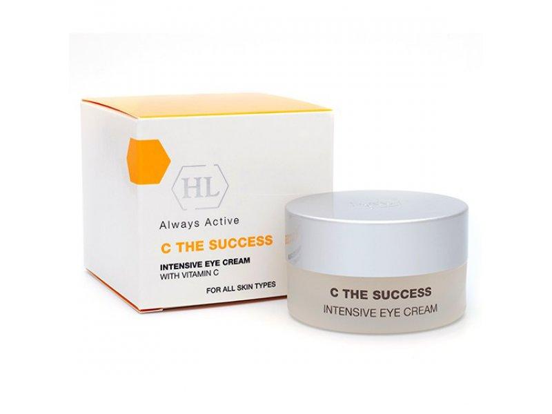 Крем для век C the SUCCESS Intensive Eye Cream 15 мл  Применение