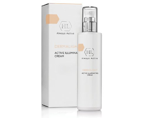 DERMALIGHT Active Illuminating Cream - Осветляющий крем, 50 мл