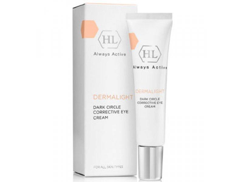 DERMALIGHT Dark Circle Corrective Eye Cream - Осветляющий крем для глаз, 15 мл  Применение