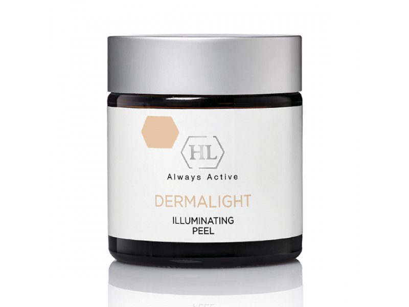 DERMALIGHT Illuminating Peel - Осветляющий пилинг, 100 мл  Применение