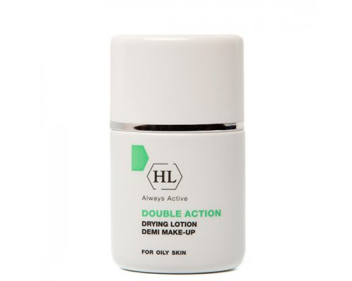 DOUBLE ACTION Drying Lotion Demi Make-Up - Суспензия с тоном, 30 мл