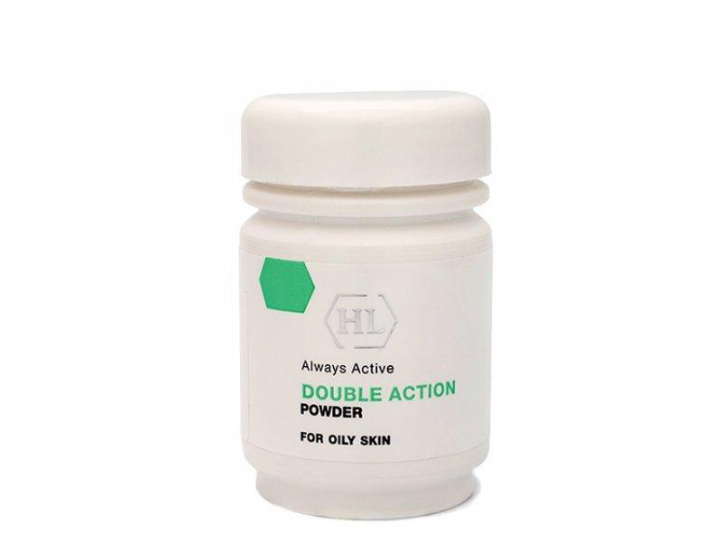 Защитная пудра DOUBLE ACTION Powder 45 мл  Применение