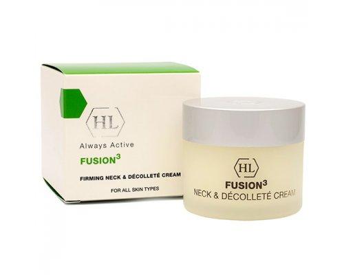 FUSION3 Firming Neck & Decollete Cream Крем для шеи и декольте