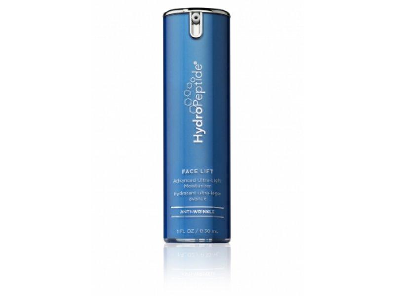 HydroPeptide Face Lift – Ультралегкий увлажняющий лифтинг-крем, 30 мл.  Применение