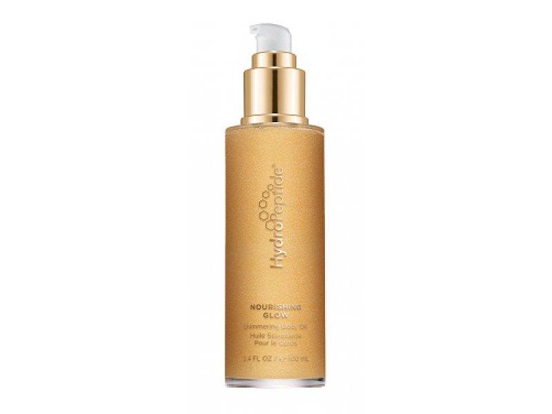 Nourishing Glow Shimmering Body Oil  Применение