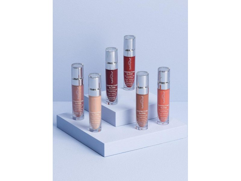HydroPeptide Perfecting Gloss - Питающий, увеличивающий объем и увлажняющий блеск для губ, 5 мл.  Применение