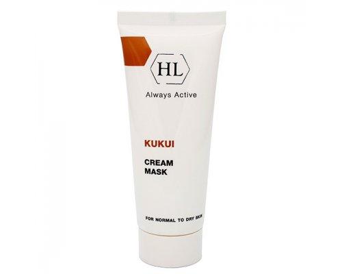 KUKUI Cream Mask for dry skin Питательная маска