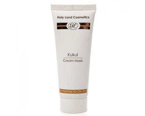 KUKUI Cream Mask for oily skin Сокращающая маска