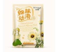 Bioaqua Natural Extract Очищающая маска с экстрактом ромашки, 30 г