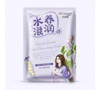 Смягчающая маска с экстрактом сои Bioaqua Natural Extract, 30гр