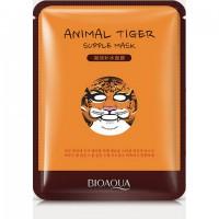 Bioaqua Animal Face Tiger Питательная маска для лица, 30 г