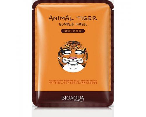 Питательная маска Bioaqua Animal Face Tiger, 30гр