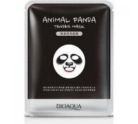 Смягчающая маска Bioaqua Animal Face Panda, 30гр