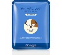 Bioaqua Animal Face Dog Увлажняющая маска, 30 г