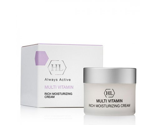 Multivitamin Rich Moisturizing Cream Увлажняющий крем