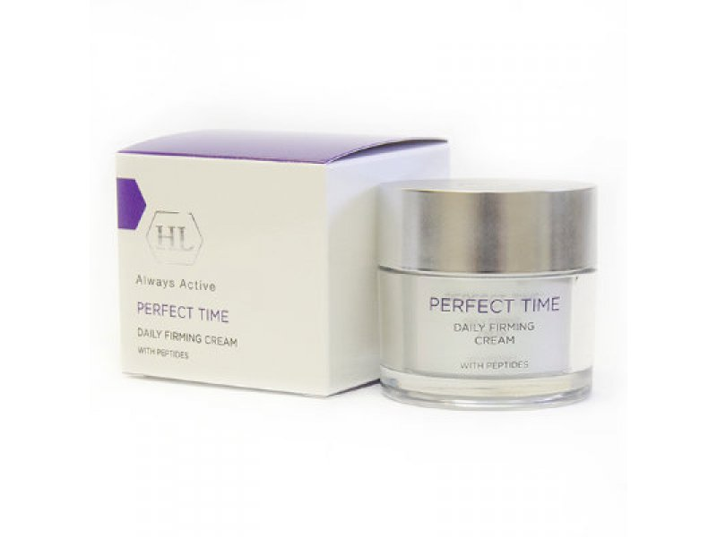 Дневной крем PERFECT TIME Daily Firming Cream 50 мл  Применение