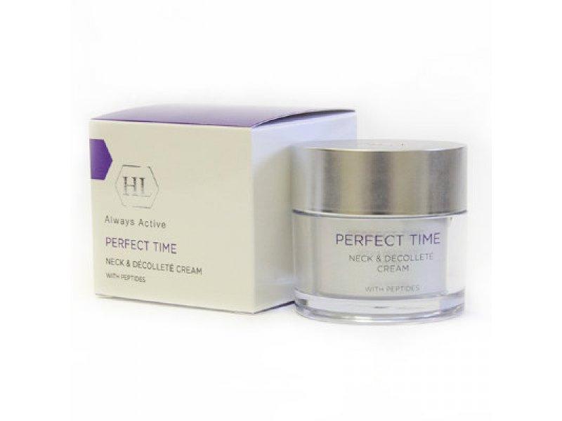 Крем для шеи и декольте PERFECT TIME Neck&Decollete cream 50 мл  Применение