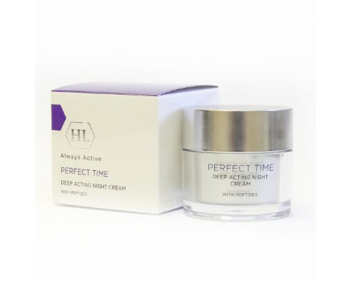 PERFECT TIME Deep Acting Night Cream - Ночной крем, 50мл
