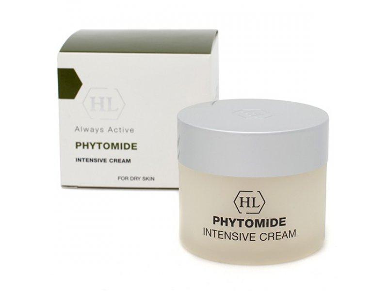 PHYTOMID EIntensive Cream Интенсивный ночной крем  Применение