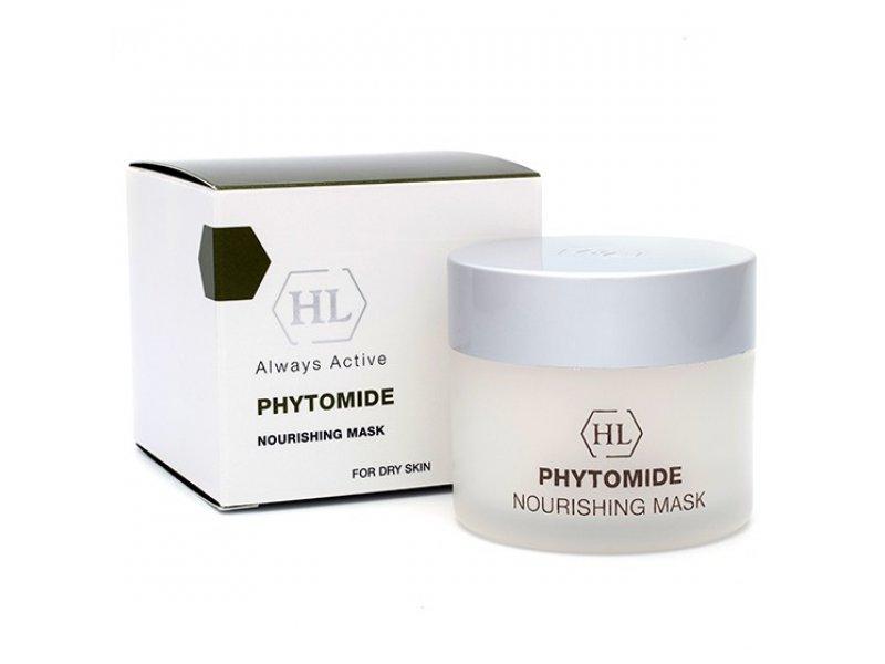 Питательная маска PHYTOMIDE Nourishing Mask  Применение