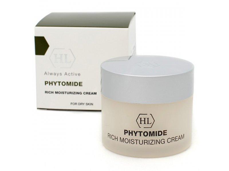 Дневной увлажняющий крем PHYTOMIDE Rich Moisturizing Cream  Применение
